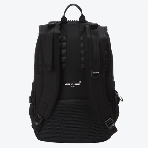 "{""color"":""Black"",""alt"":""Commuter Backpack in Black Back View""}"
