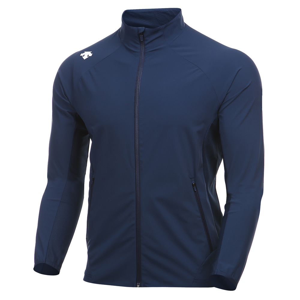 Athletic Tricot Fleece Jacket