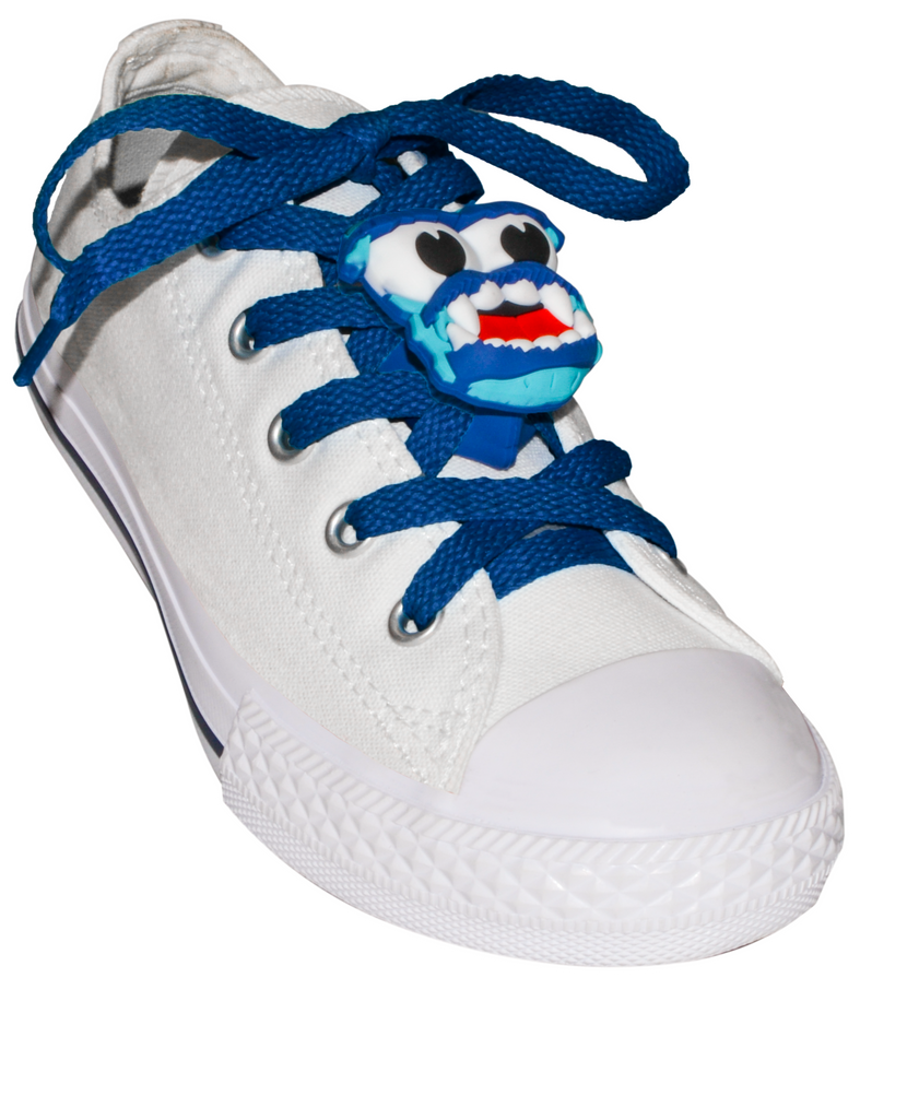 ShoeFly™ Funsets™ | Monsters | Royal Blue Lace
