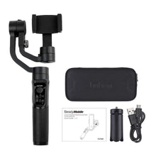 Load image into Gallery viewer, Mobile 3-Axis Handheld Smartphone Gimbal Stabilizer