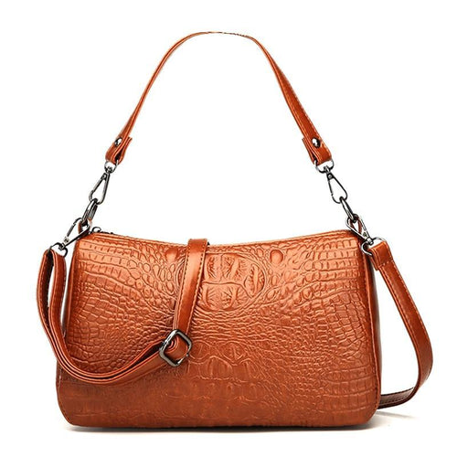 Women's  Leather Crossbody Bags
