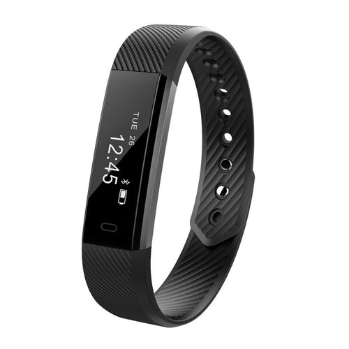 Fitness Tracker Smart Bracelet with Call Reminder