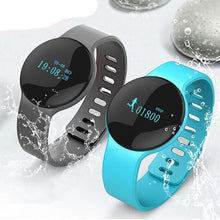 Load image into Gallery viewer, Bluetooth 4.0 Necklace Step Counter Sport Activity Fitness Tracker Smart wacth Bracelet