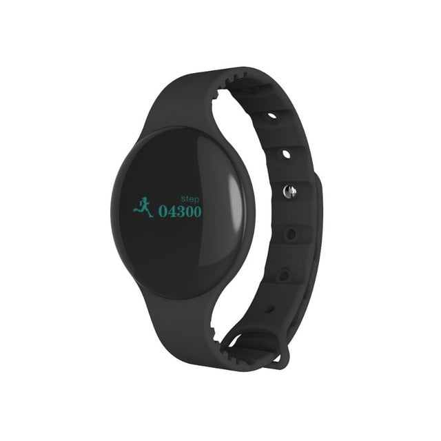 Bluetooth 4.0 Necklace Step Counter Sport Activity Fitness Tracker Smart wacth Bracelet