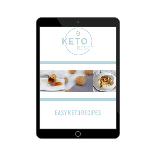 Easy Keto Recipe eBook