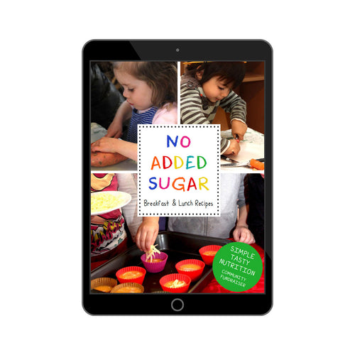 No Added Sugar Recipe Book (eBook)