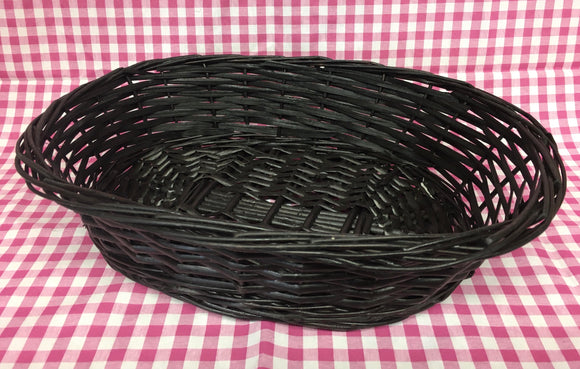 Basket (Oval Black)