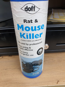 Rat and mouse killer