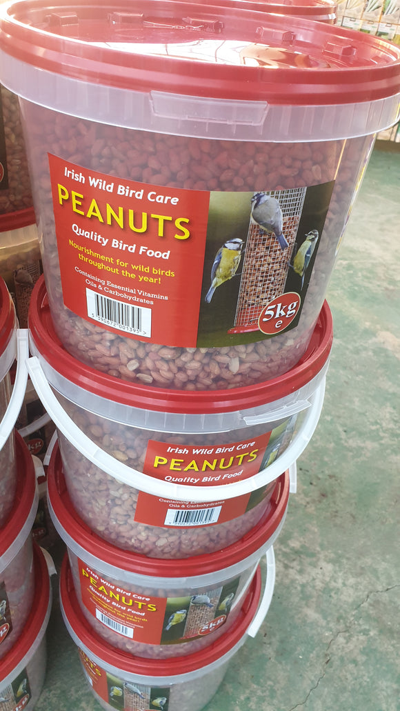 Peanuts (bird feed)