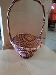 Basket (weaved walnut)