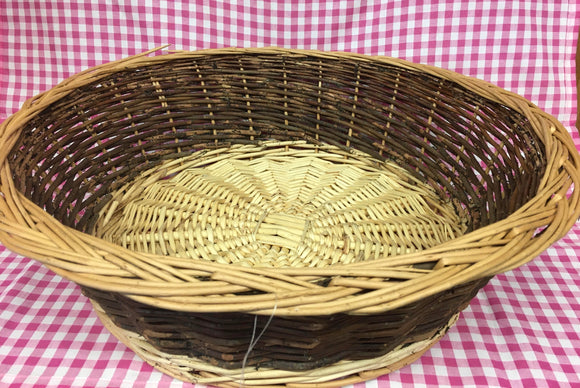 Basket (Extra Large Two Tone)