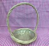 Basket (Tall Handled Pale)