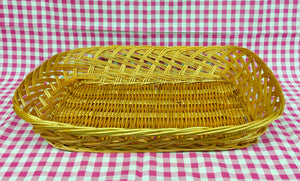 Basket (Weaved Golden)