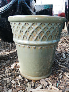 Pots Vintage Green Large
