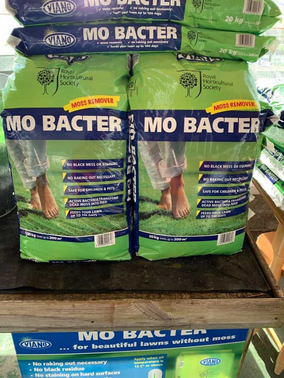 """mo bacter"" Moss remover 20KG"