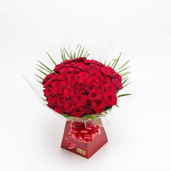 Ultimate Love - 50 Red Roses