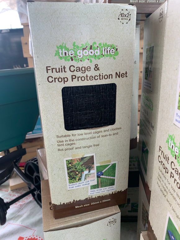 Fruit Cage & Crop protection net