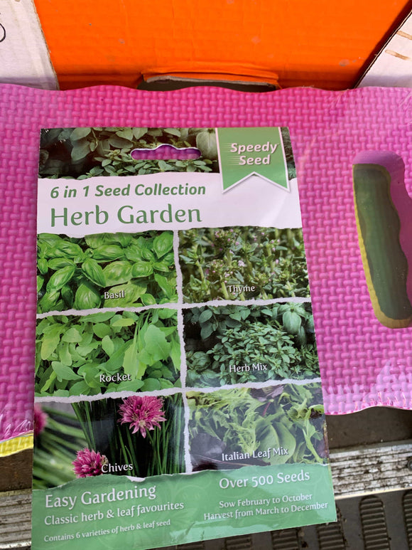 Herb Seed Collection