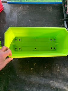 Window Box - Lime Green 50cm
