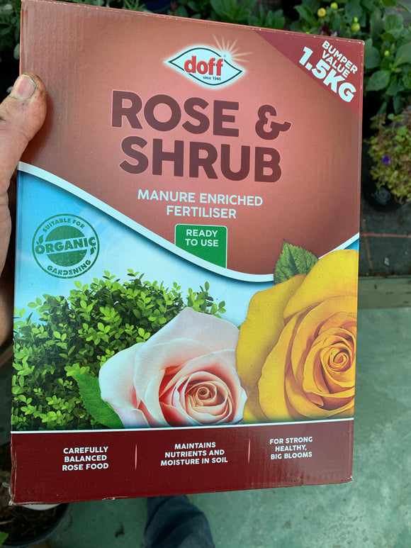 Rose and Shrub Feed