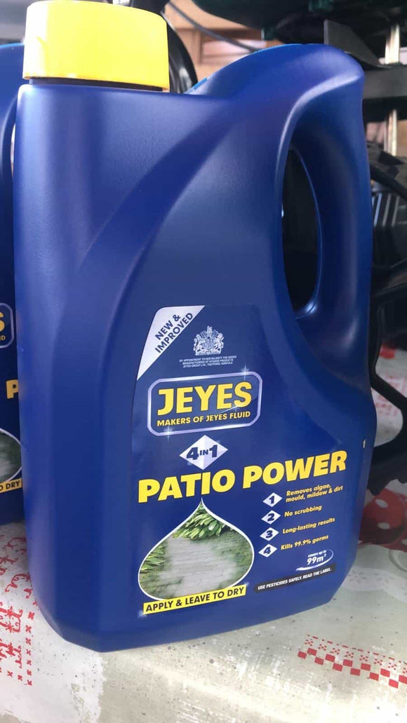 Jeyes Fluid Patio Power