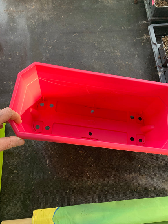 Window Box - Bright Pink 50cm