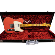 NAMM Limited Postmodern Telecaster - Aged Fiesta Red With Natural Back - Journeyman Relic