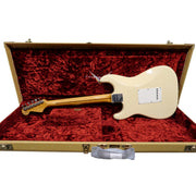 "Back pic of Limited Edition ""Custom '50s"" Stratocaster - Aged Vintage White, Journeyman Relic"