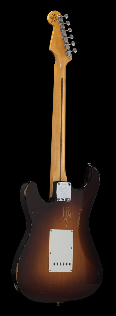 Rear image of Fender Custom Shop Founders Design 'Stelecaster' by Gene Baker