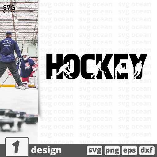 Free hockey quote SVG for cricut - Svg Ocean