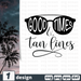 Free Glasses quote SVG printable cut file Good times - Svg Ocean