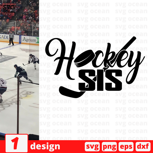 Hockey sis SVG vector bundle - Svg Ocean