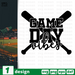 Game day vibes SVG vector bundle - Svg Ocean