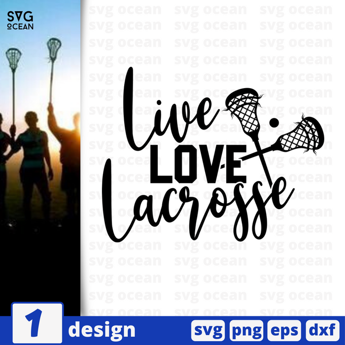Live.Love SVG vector bundle - Svg Ocean