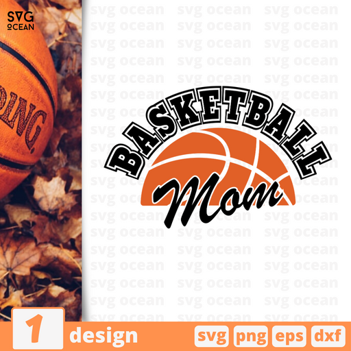 Basketball mom SVG vector bundle - Svg Ocean