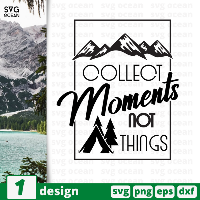 Moment SVG vector bundle - Svg Ocean