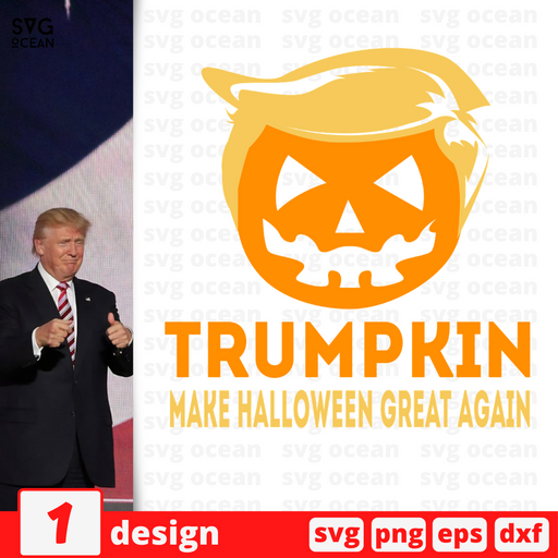 Trumpkin SVG vector bundle - Svg Ocean