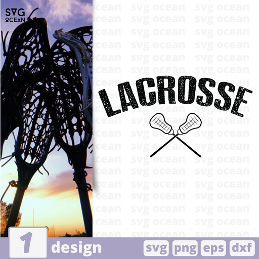 Free Lacrosse quote SVG printable cut file Lacrosse - Svg Ocean
