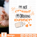I'm not crying  I'm ordering dinner SVG vector bundle - Svg Ocean