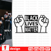 Black Lives Matter SVG vector bundle - Svg Ocean