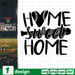 home sweet home SVG vector bundle - Svg Ocean