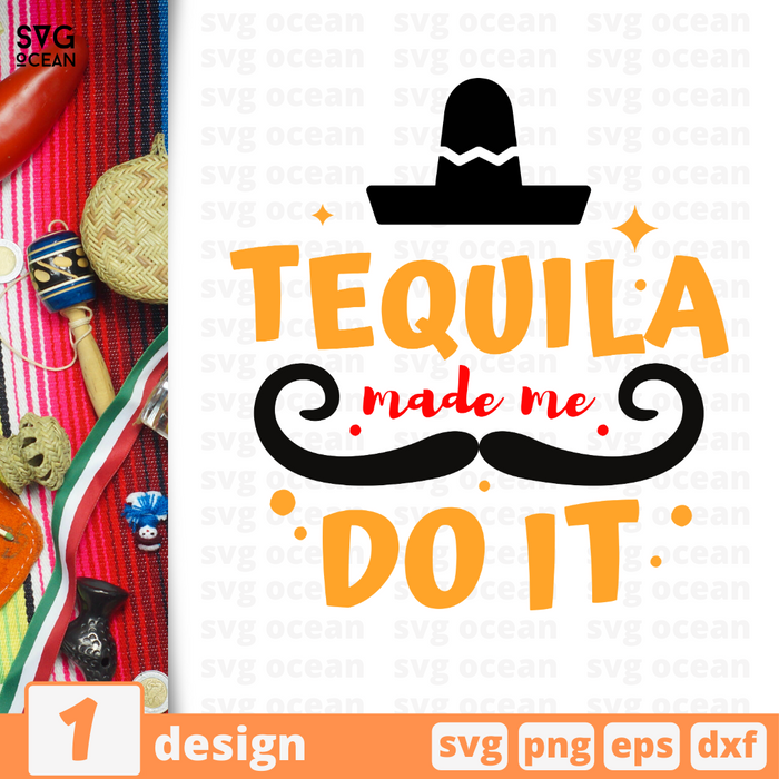 Cinco de Mayo SVG vector bundle