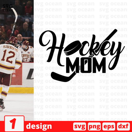 Hockey mom SVG vector bundle - Svg Ocean