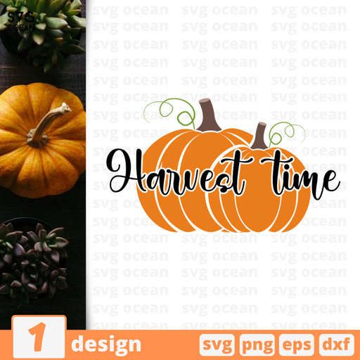 Harvest time SVG vector bundle - Svg Ocean