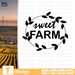 Sweet farm SVG vector bundle - Svg Ocean