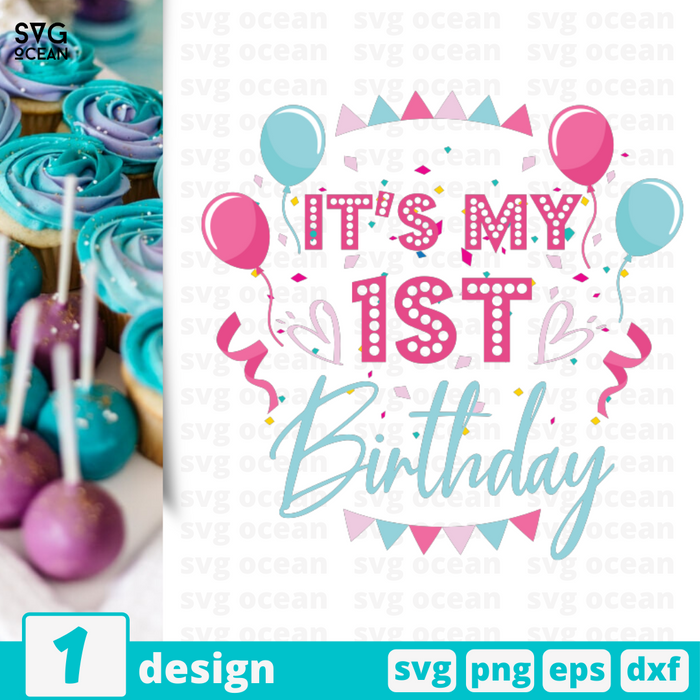 Free birthday quote SVG printable cut file birthday - Svg Ocean