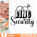 Ring security SVG vector bundle - Svg Ocean