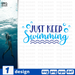 Just keep swimming SVG vector bundle - Svg Ocean