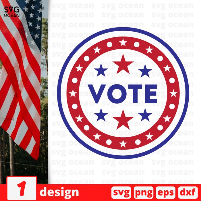 President election 2020 quotes SVG bundle (svg, dxf, png, eps).