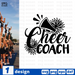 Cheer coach SVG vector bundle - Svg Ocean